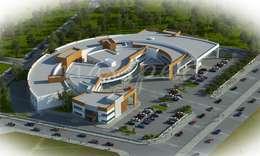 Afyon Dinar 100 Yataklı Devlet Hastanesi:   by Maviperi Mimarlık