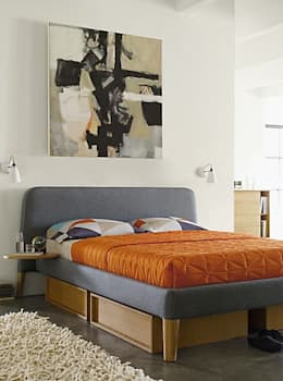 modern Bedroom by Design Within Reach Mexico
