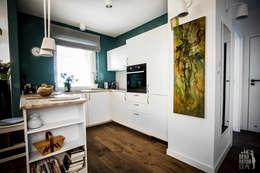 classic Kitchen by dekoratorka.pl