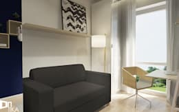 modern Study/office by TIKA