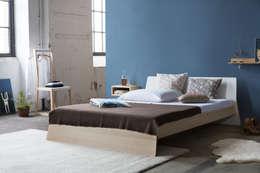 scandinavian Bedroom by ellenberger