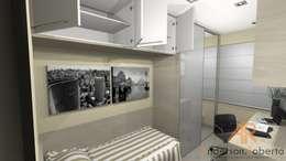 modern Bedroom by Anderson Roberto  - Soluções Inteligentes para Ambientes