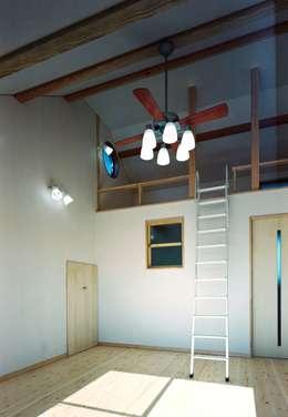 小栗建築設計室의  침실