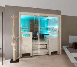 Spa de estilo moderno por helo GmbH