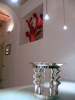 modern Living room by interiorbe SRL