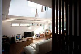 Projekty,  Salon zaprojektowane przez designband YOAP