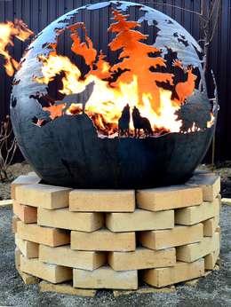 حدائق تنفيذ Firecup