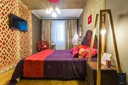 ausgefallene Schlafzimmer von Yucubedesign
