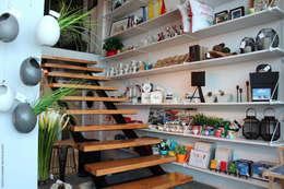 Escritório e loja  por RL+N Arquitectura