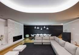minimalistic Living room by Raulino Silva Arquitecto Unip. Lda