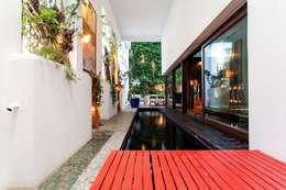 Terrace by Pablo Cousinou