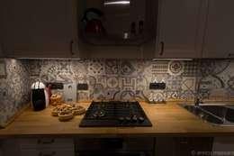 Nhà bếp by enrico massaro architetto