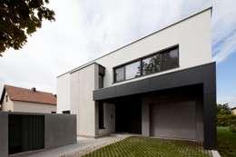 Maisons de style de style Moderne par PASCHINGER ARCHITEKTEN ZT KG