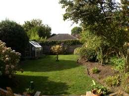 Progressive Design London : klasik tarz tarz Bahçe