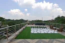 chess lawn deck:   by AIS Designs