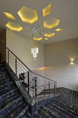 petal motivated ceiling:   by AIS Designs