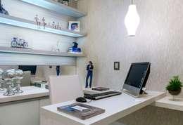 Nilda Merici Interior Design의  서재 & 사무실