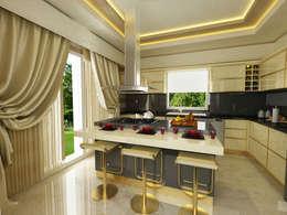 VRLWORKS – Villa Projesi Kemer:  tarz