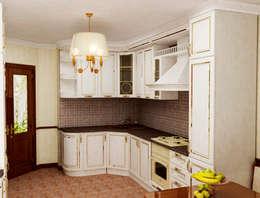 Кухня: Кухни в . Автор – DONJON