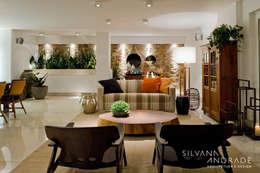 Terrazas  de estilo  por silvana albuquerque arquitetura e design
