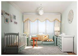 klasieke Kinderkamer door Alexander Krivov