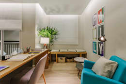modern Living room by STUDIO LN
