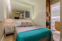 modern Bedroom by STUDIO LN