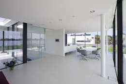 modern Living room by Lab32 architecten