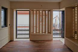 Terrazas de estilo  por Alberto Millán Arquitecto