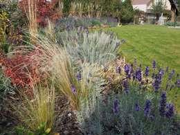 Projekty,  Ogród zaprojektowane przez SCHAEDELE PAYSAGISTE