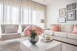 modern Living room تنفيذ Interdesign Interiores