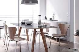 scandinavian Dining room by buerowo.de UG
