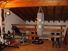 modern Gym by Dreambuilder