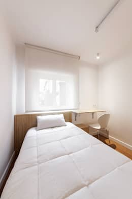 minimalistic Bedroom by Nan Arquitectos