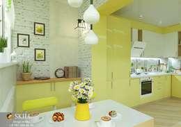 Cocinas de estilo  por SKILL