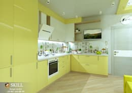 tropical Kitchen by SKILL