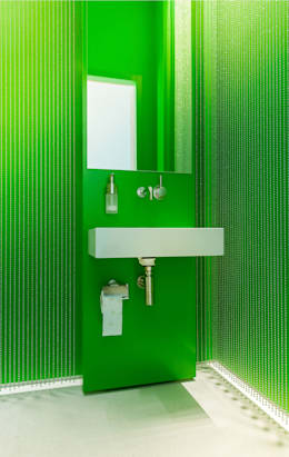 modern Bathroom by SEHW Architektur GmbH