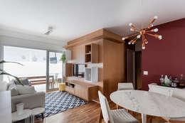 Ruang Keluarga by Tria Arquitetura