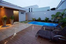 مسبح تنفيذ Luciano Esteves Arquitetura e Design