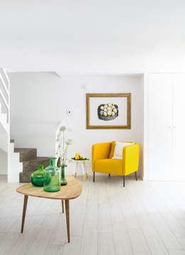 Projekty,  Salon zaprojektowane przez Maurizio Giovannoni Studio