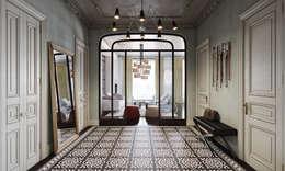 Квартира в Стамбуле: Коридор и прихожая в . Автор – MARION STUDIO