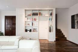 Гостиная в . Автор – Melissa Giacchi Architetto d'Interni