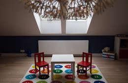 moderne Kinderkamer door anna jaje