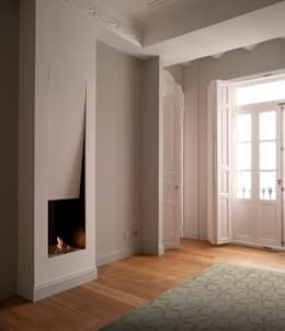 modern Living room by Sanchez y Delgado
