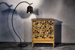 Salas de estilo asiático por ZÀEL Di Elisabetta Zanin