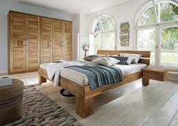 rustic Bedroom by Allnatura