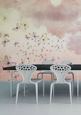 Offices & stores by House Frame Wallpaper & Fabrics