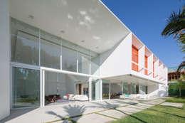 minimalistische Huizen door Joana França