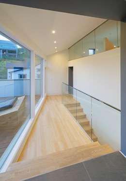 Corridor & hallway by 'Snow AIDe