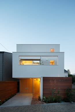 minimalistic Houses by アトリエ スピノザ